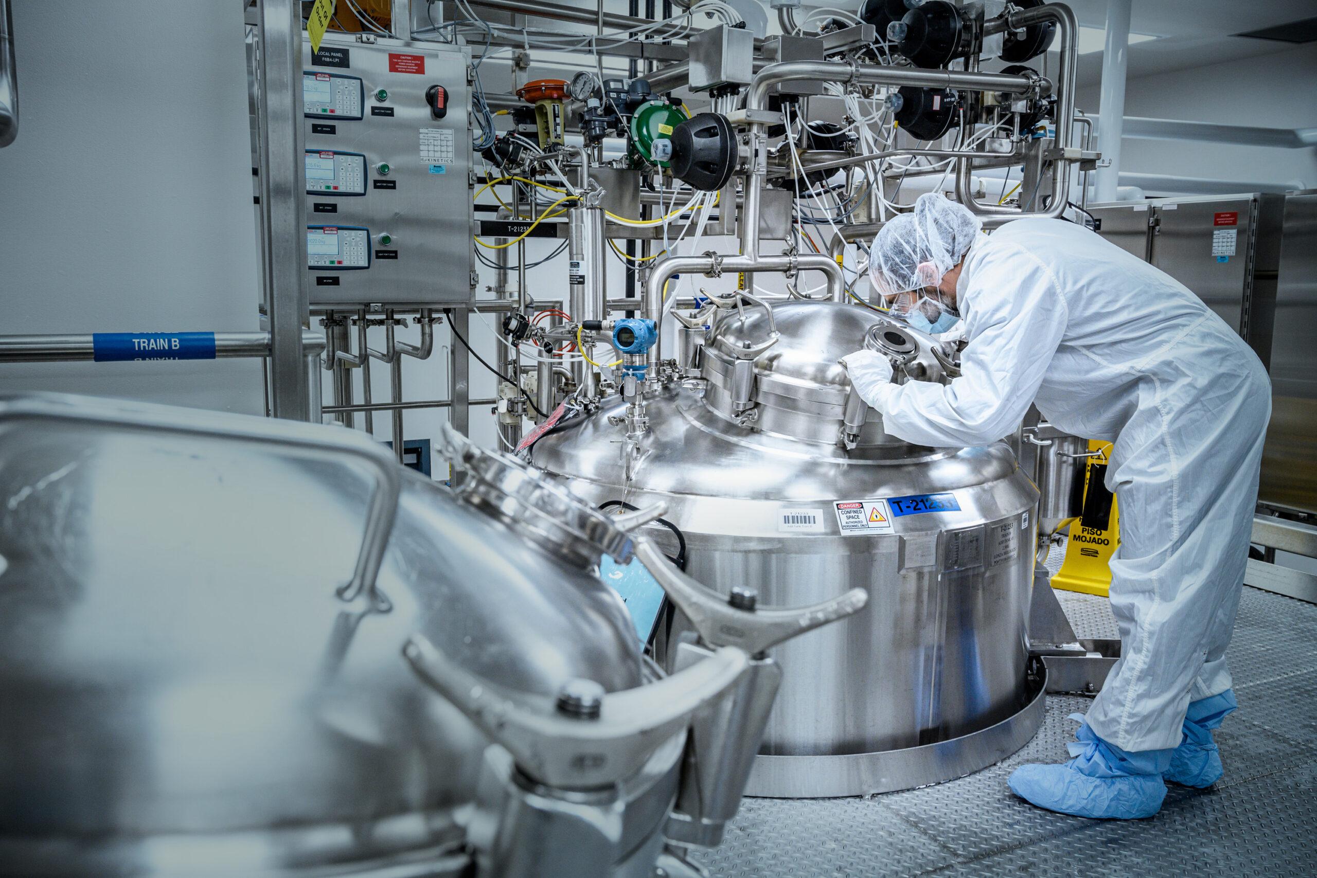 ingredient manufacturing