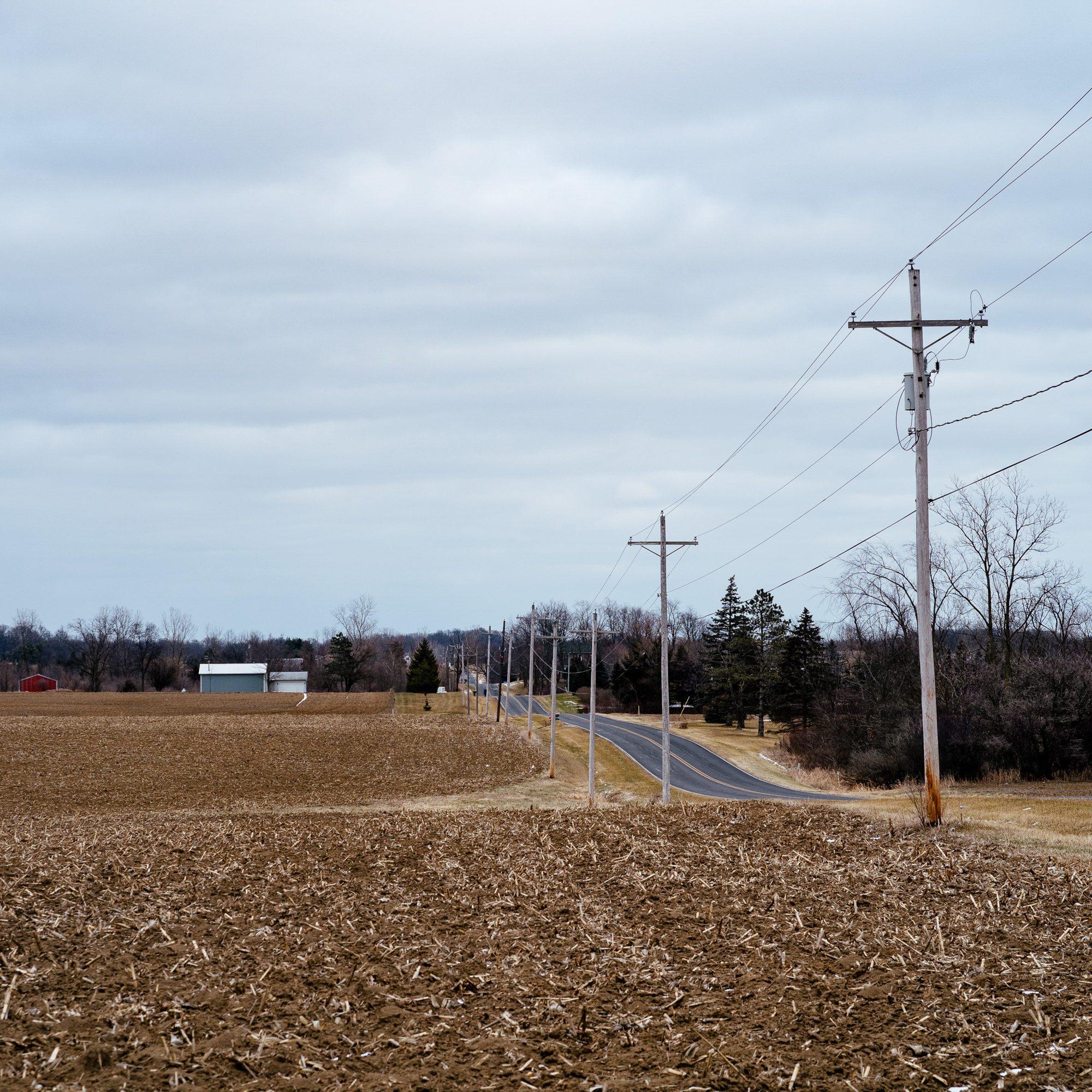 farmland in Bryan