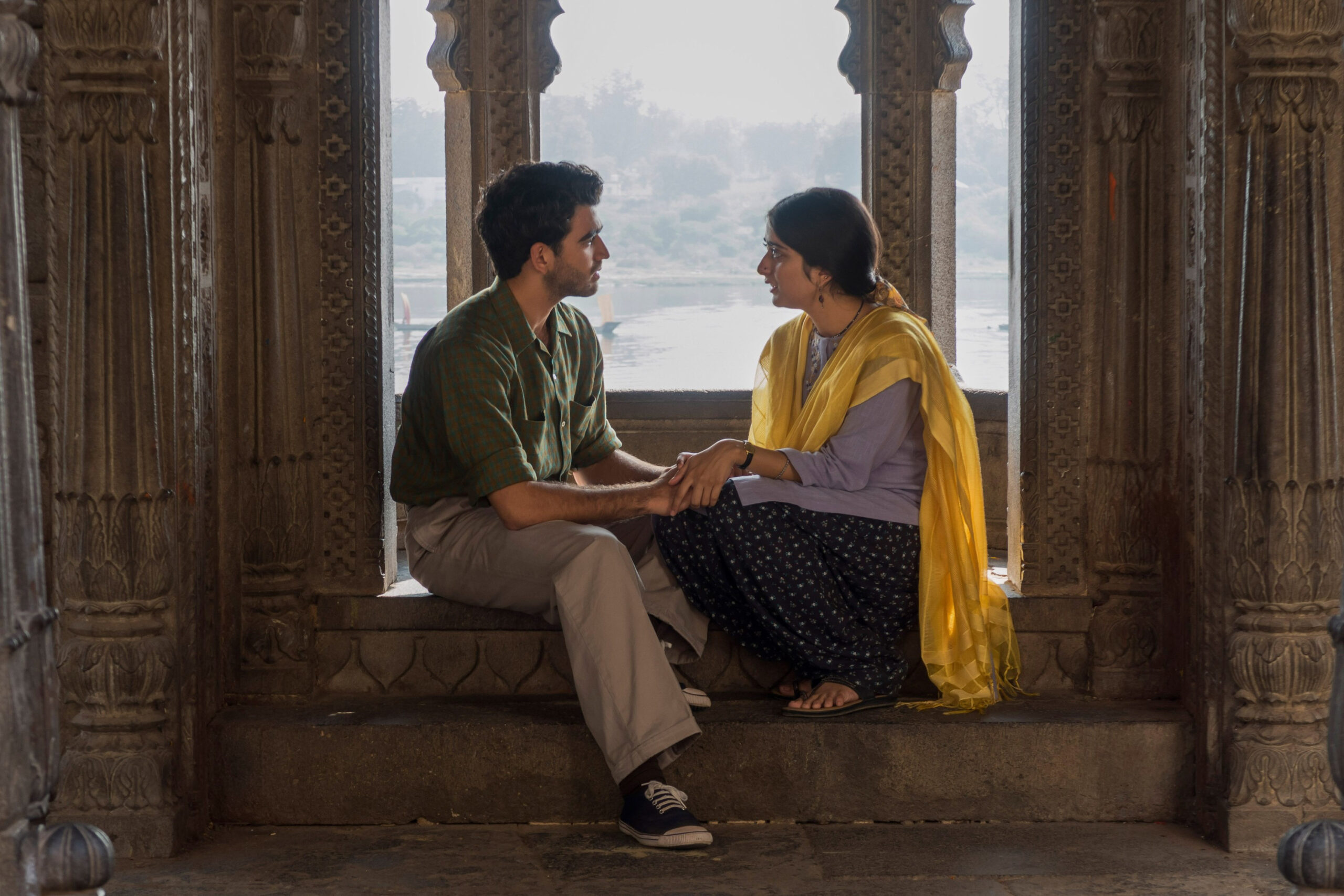 still from A Suitable Boy