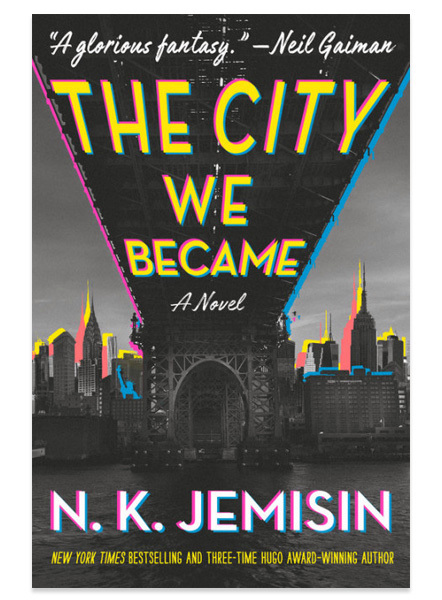 The City We Became cover