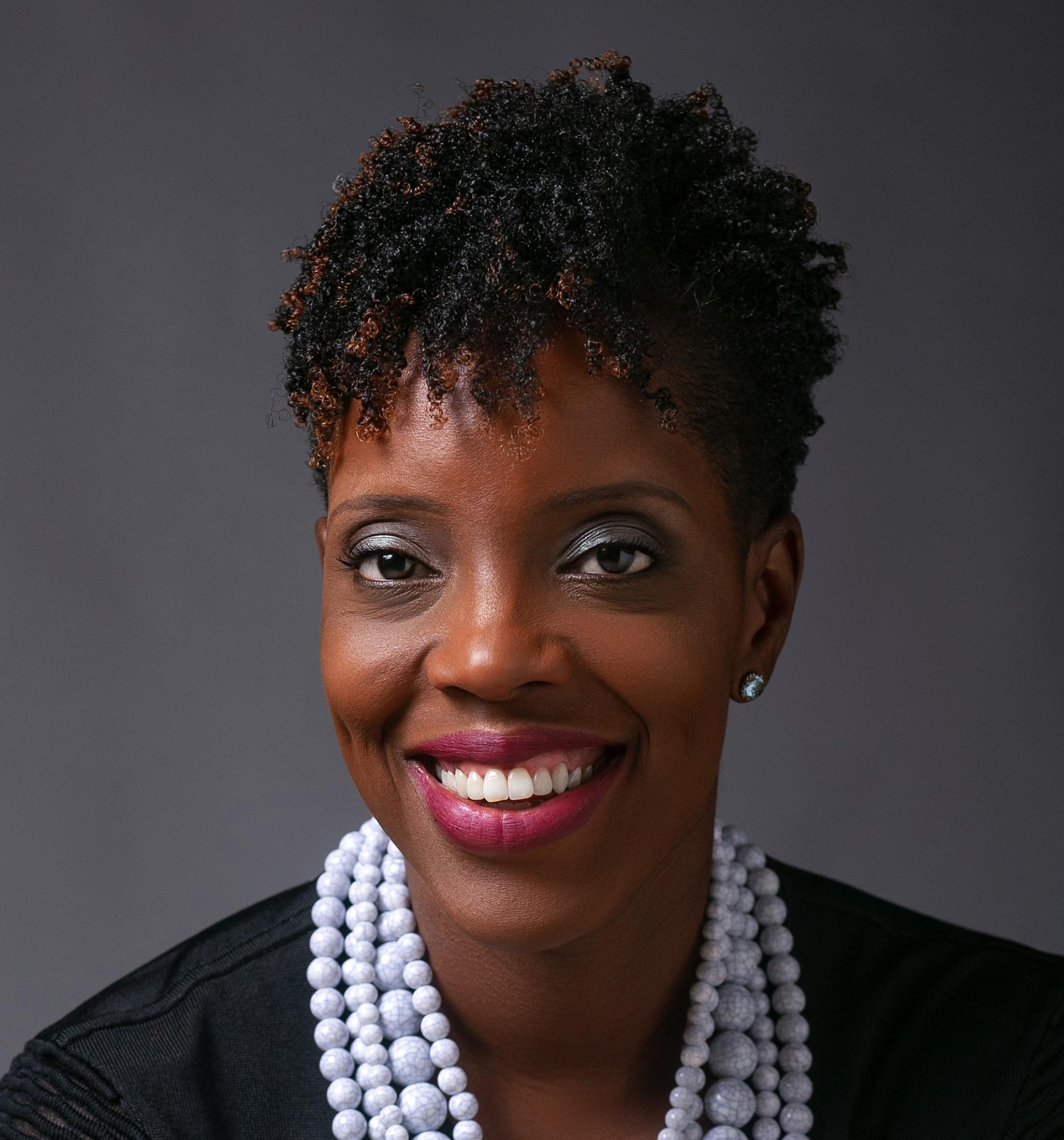 Aisha Nyandoro portrait